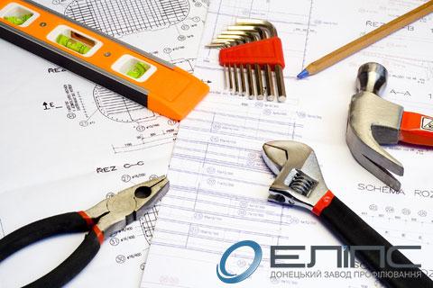 Фотография инструментов для ремонта
