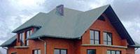 Фотография многощипцовой крыши