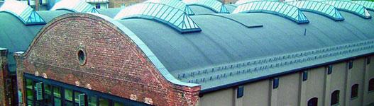 Фотография сферической крыши
