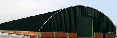 Фотография сводчатой крыши